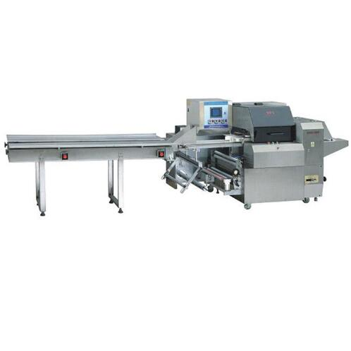 The main advantages of flow wrapping machine