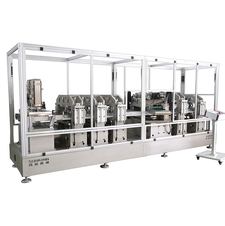 Easy Open End Making Machine