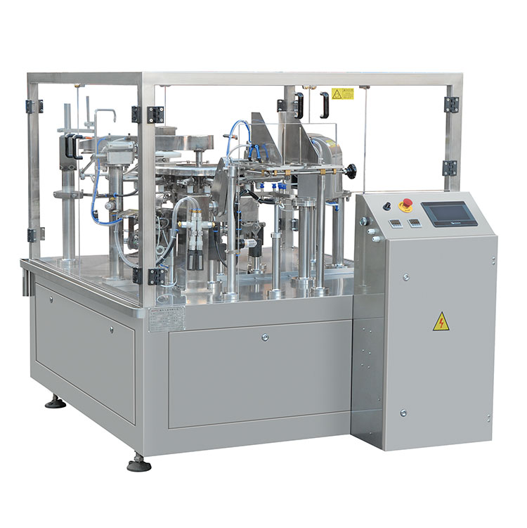 Preformed Bag Waterproof Packaging Machine