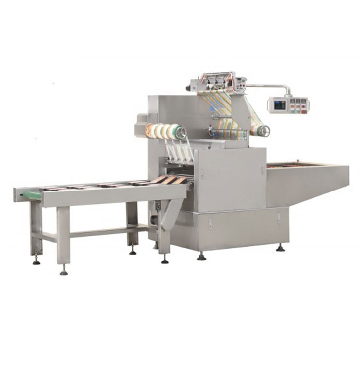 Vegetable with Sauce Packaging Line