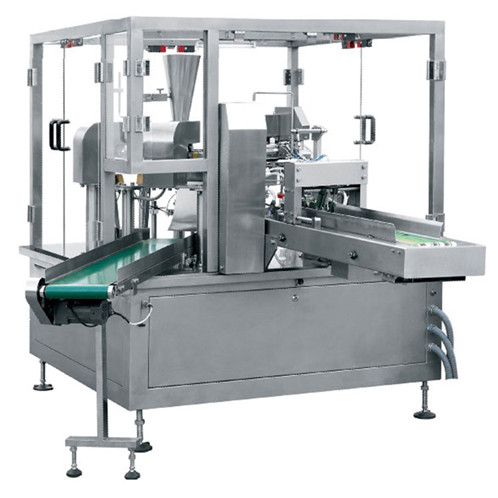 Using Precautions Of Liquids Packaging Line