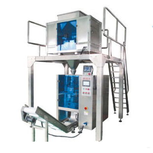 Full Automatic Weighing Bag Packaging Machine For Small Granular Products