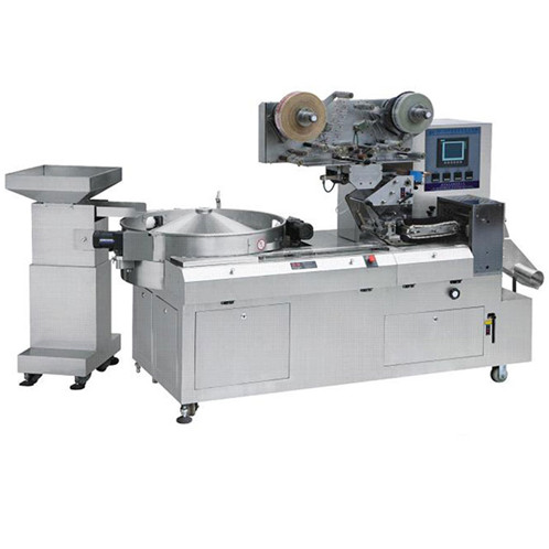 Candy Packaging Machine Can Effectively Improve Efficiency And Save Resources