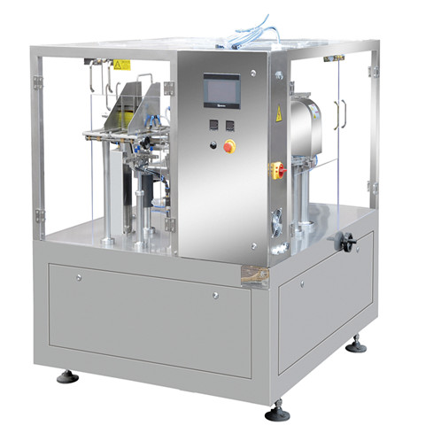 Premade Bag Filling Sealing Machine Has Broad Prospects For Development