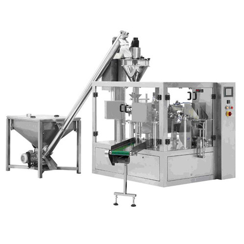 How The Powder Packing Machine Can Better Cope With The Fierce Commodity Market?